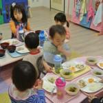 お琴教室後のお昼ご飯