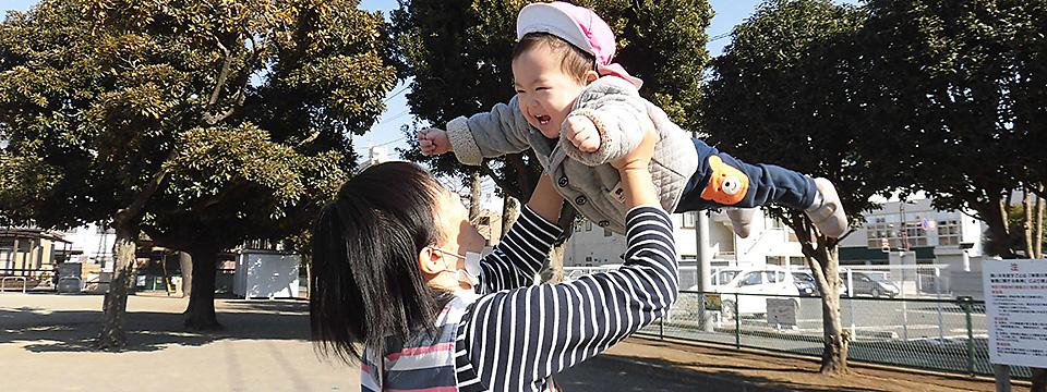 横浜市・大和市小規模保育事業「意欲をはぐくむ愛情保育」【とこちゃん保育園】&【とこちゃんベビールーム】&【とこちゃん☆みっつ保育園】
