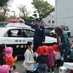 警察署の皆さん、ありがとうございました!