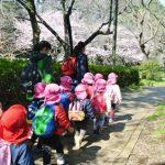 2018年度行事「卒園遠足(おだんご・のりまき保育園)」