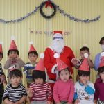 クリスマス会を楽しみました!