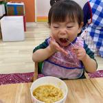 好きな食べ物は???カレー――!